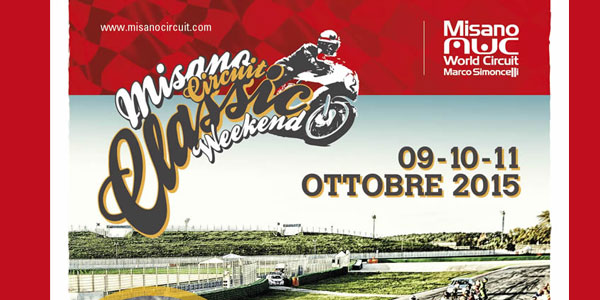 misano classic week end 2015