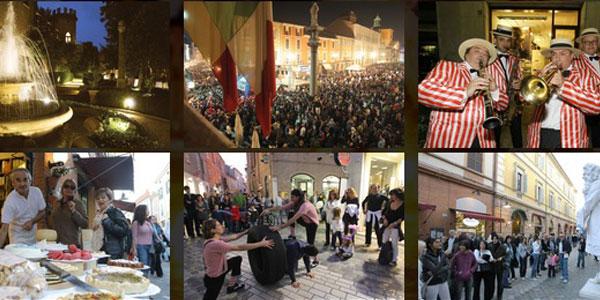 Ravenna: La notte d'Oro il 10 ottobre 2015 – programma