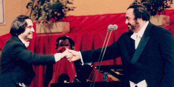 Muti dirige il concerto per gli 80 anni di Pavarotti