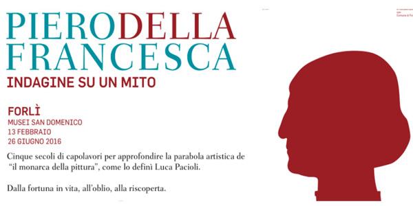 Forlì: al San Domenico mostra su Piero della Francesca nel 2016