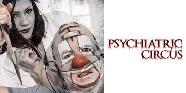 Psychiatric Circus: la follia dell'arte a Perugia – Biglietti
