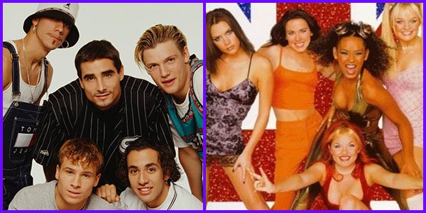 spice girls e backstreet boys tour