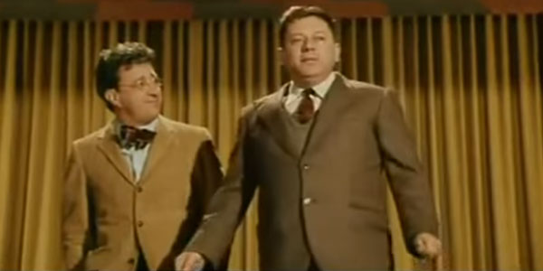 Fantozzi: i primi due film cult tornano al Cinema