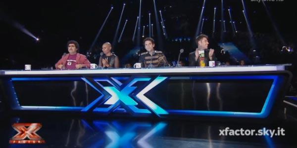 x factor 9 giudici
