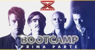 x factor 9 bootcamp prima puntata esibizioni e talent