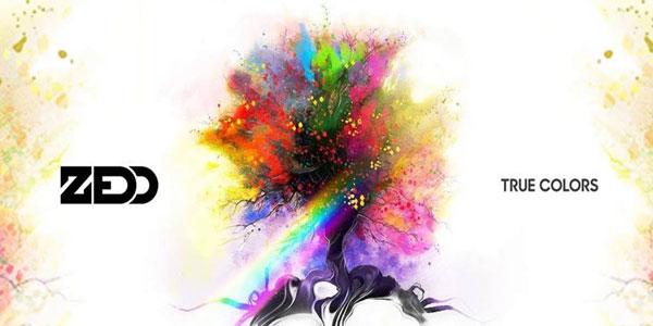 zedd copertina true colors