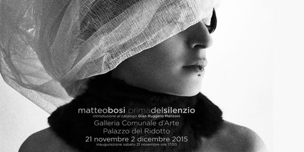 Cesena: Matteo Bosi espone le sue foto, veri tableau vivant