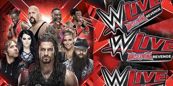 WWE LIVE 2016
