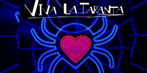 album viva la taranta 2015