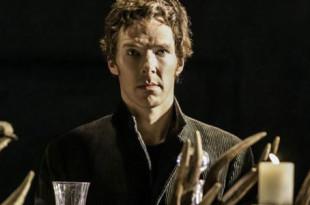 Benedict Cumberbatch in amleto