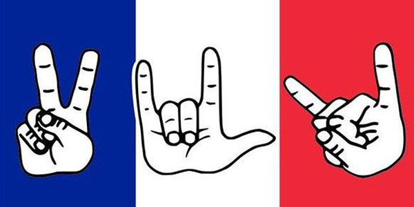 attentati di parigi simbolo