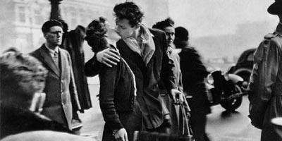 bacio Robert Doisneau