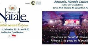 concerto natale 2015 a roma