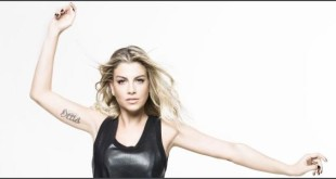 emma marrone by luisa carcavale