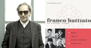 franco battiato album antology 2015