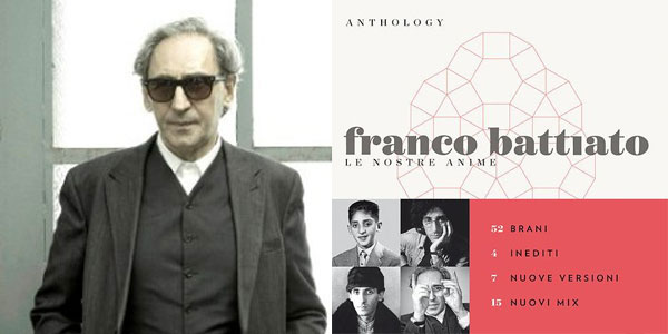 franco battiato album antology 2015