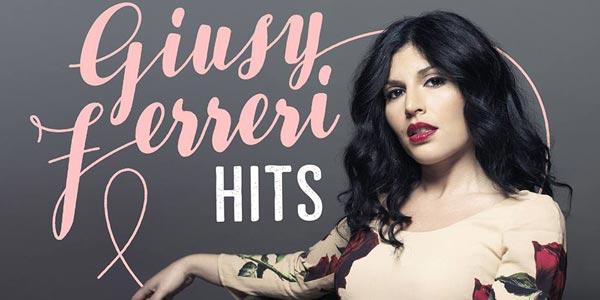 Giusy Ferreri: tracklist e copertina della nuova raccolta Hits