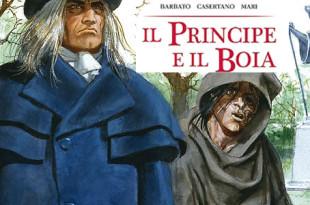 il principe e il boia bonelli editori