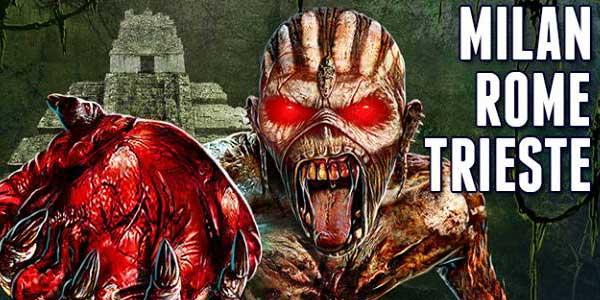 Iron Maiden: tre concerti in Italia a luglio 2016 – biglietti