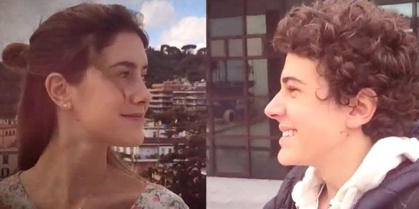 Lontana da me: inizia la web serie con Mirko Trovato e Clara Alonso