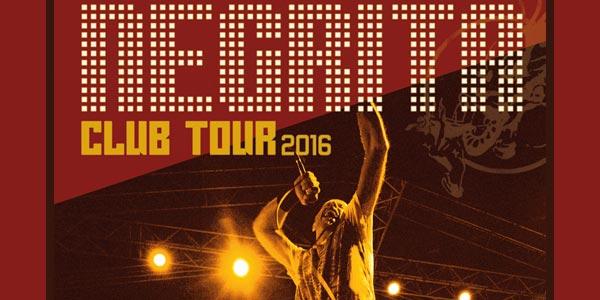 Negrita: il tour 2016 nei club italiani – date e biglietti