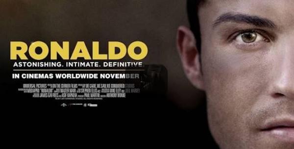cristiano ronaldo film 2015