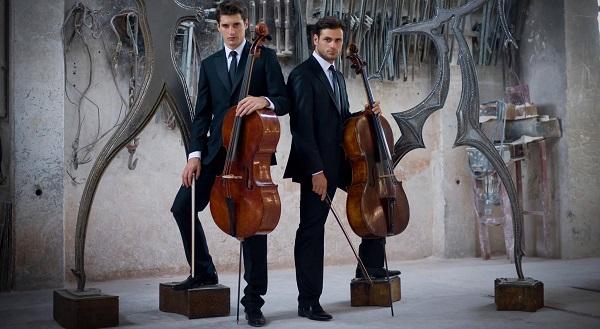 I 2Cellos: a Roma l'ultimo concerto del Tour Europeo – biglietti e novità