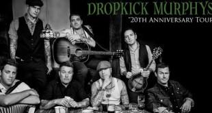 Dropkick Murphys 2015