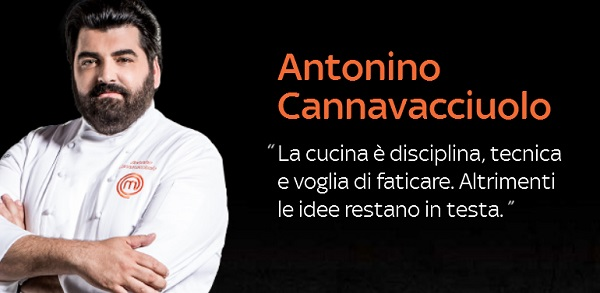 I Giudici di MasterChef Italia 5: Antonino Cannavacciuolo