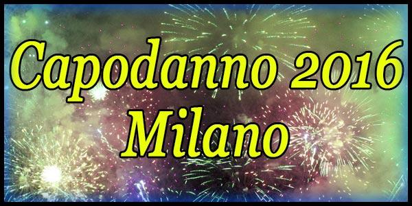 capodanno 2016 milano