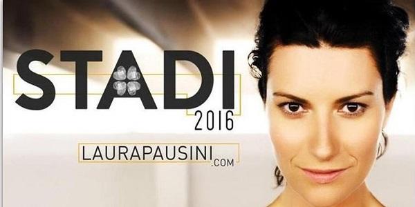 Laura Pausini raddoppia i concerti allo stadio San Siro di Milano – biglietti