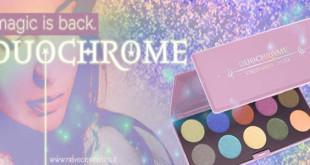 palette ombretti neve cosmetics