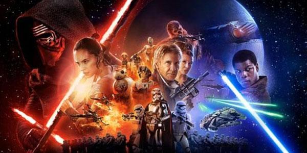 Star Wars VII - Il risveglio della forza