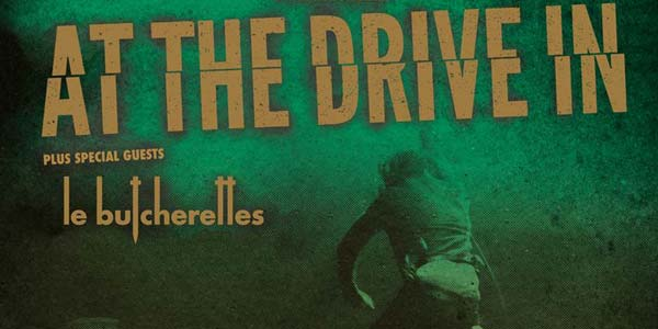 At The Drive-In 2016