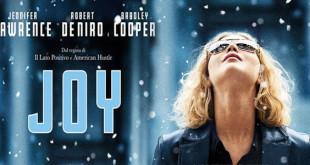Joy locandina film 2016