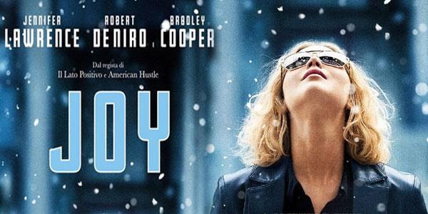 Joy: Jennifer Lawrence a caccia di Oscar con il film sul sogno americano
