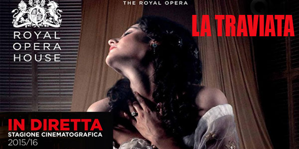 la traviata al cinema Royal opera House