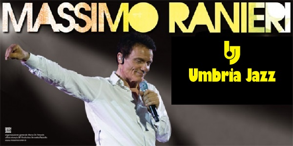 Massimo Ranieri aprirà l'Umbria Jazz 2016