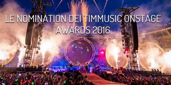 TIMmusic Onstage Awards