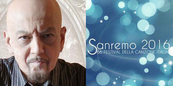 Enrico Ruggeri a Sanremo 2016 con Il Primo Amore Non Si Scorda Mai – testo