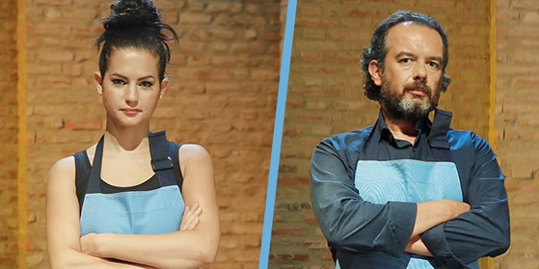 Masterchef 5, puntata 4: Sabina e Francesco eliminati