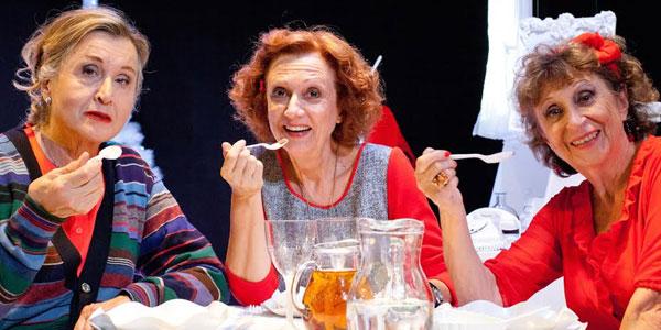 teatro Paola Gassman con Livia Biondi e Mirella Mazzaranghi