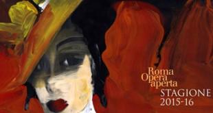teatro all'opera di roma locandina