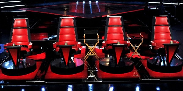 the voice italy