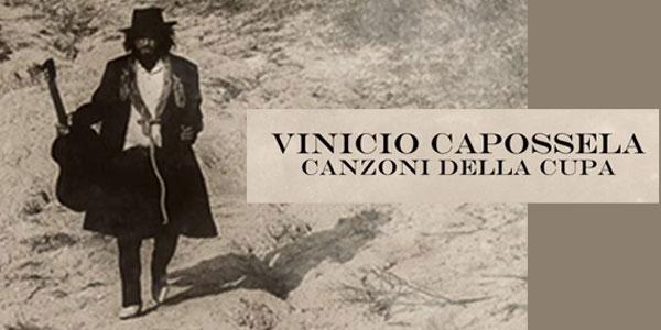 Vinicio Capossela: uscito il nuovo album Canzoni Della Cupa e date del tour – biglietti