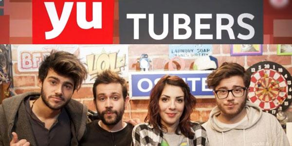 Yutubers: Andrea Baglio ospite della sesta puntata il 29 febbraio 2016