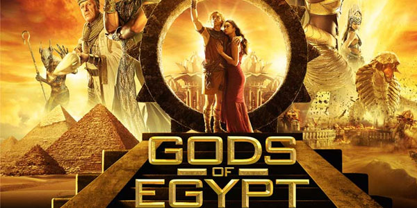 Gods of Egypt film 2016