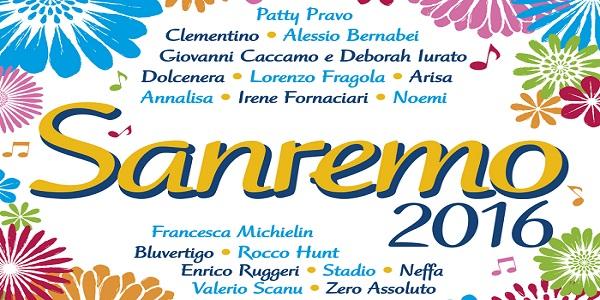 Sanremo 2016 cover compilation