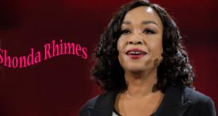 Shonda Rhimes 2016