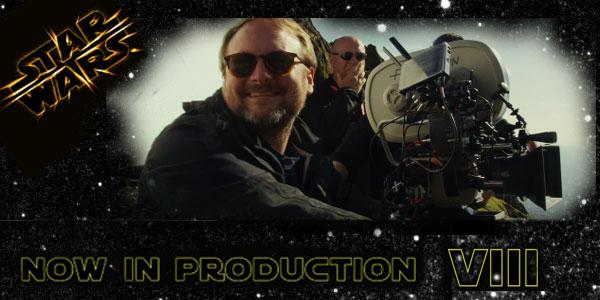 Star Wars: al via le riprese dell'Episodio VIII, ecco le prime immagini